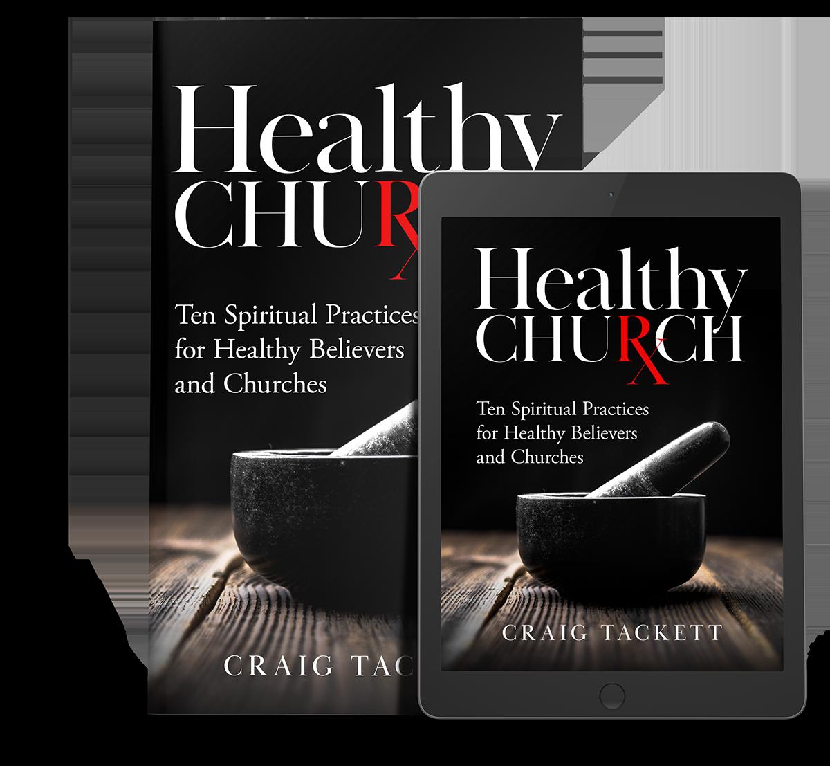 Healthy Church Book